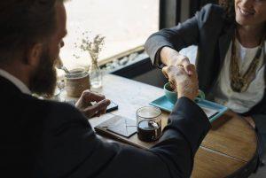 hospitality job interview